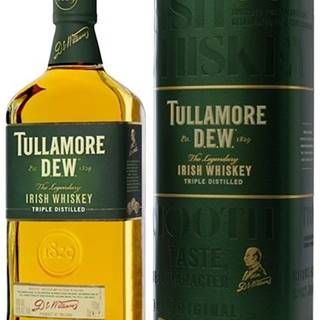 Tullamore Dew 0,7l 40% Plech