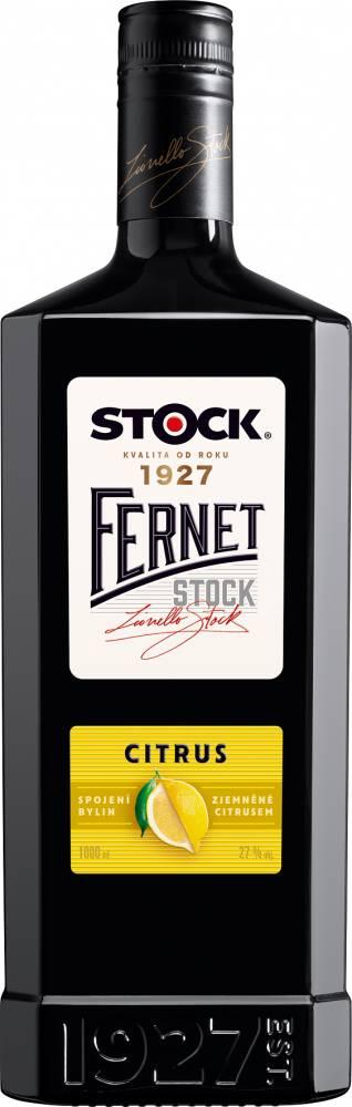 Fernet Stock Citrus 1l 27%
