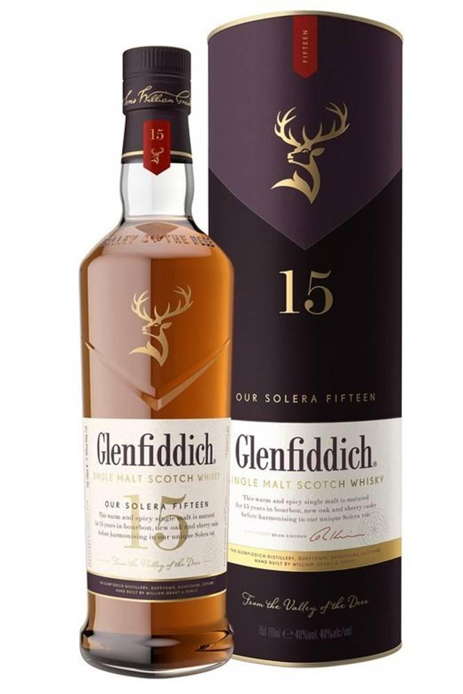 Glenfiddich 15y 0,7l 40%