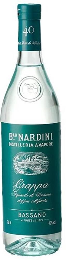Nardini Grappa Bianca Nardini 0,35l 40%
