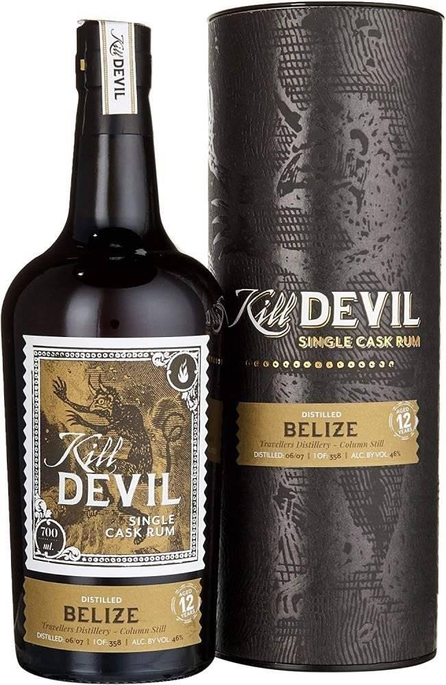 Hunter Laing Hunter Laing Kill Devil Belize 12y 0,7l 46% GB