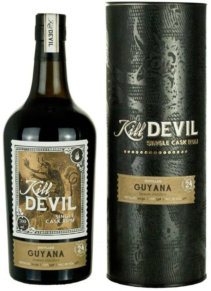 Hunter Laing Hunter Laing Kill Devil Guyana 24y 1992 0,7l 46% GB / Rok lahvování 2016