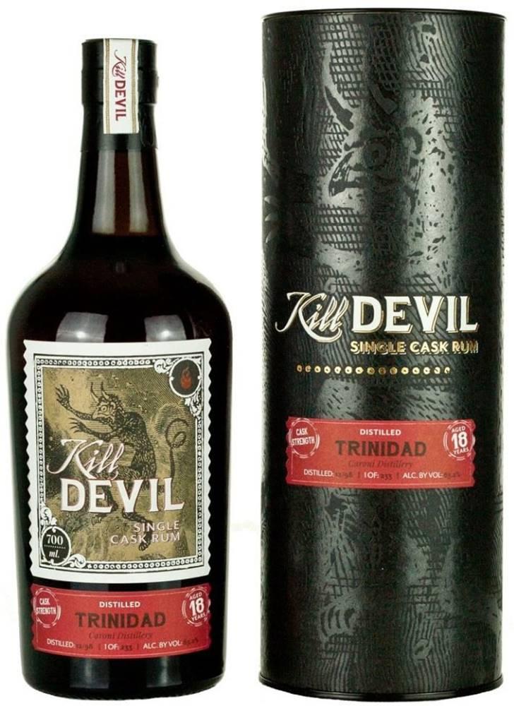 Hunter Laing Hunter Laing Kill Devil Trinidad 18y 0,7l 65,5% GB