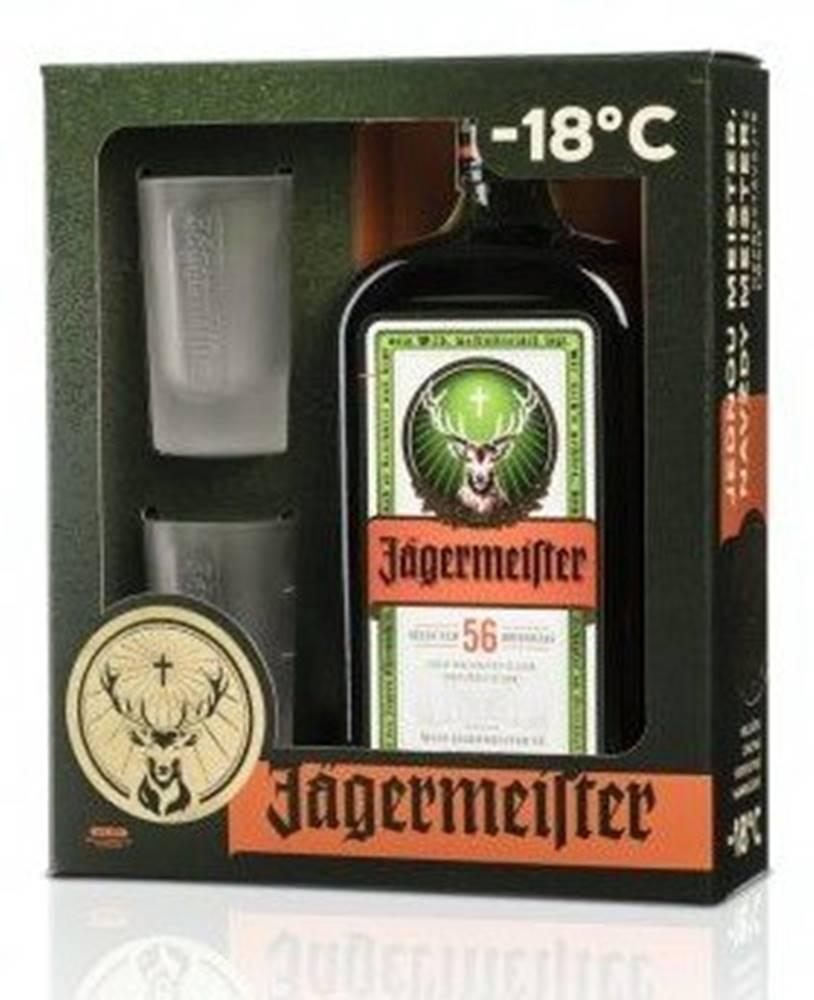 Jägermeister 0,7l 35% + 2x ...