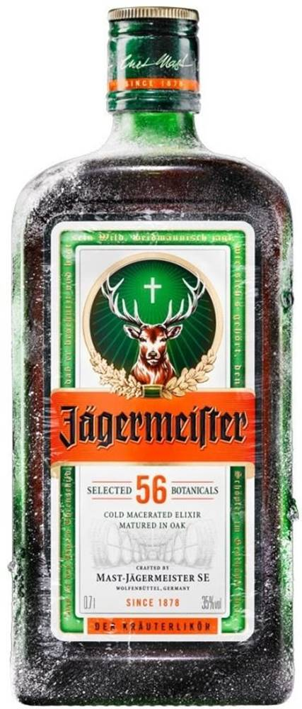Jägermeister 0,7l 35%