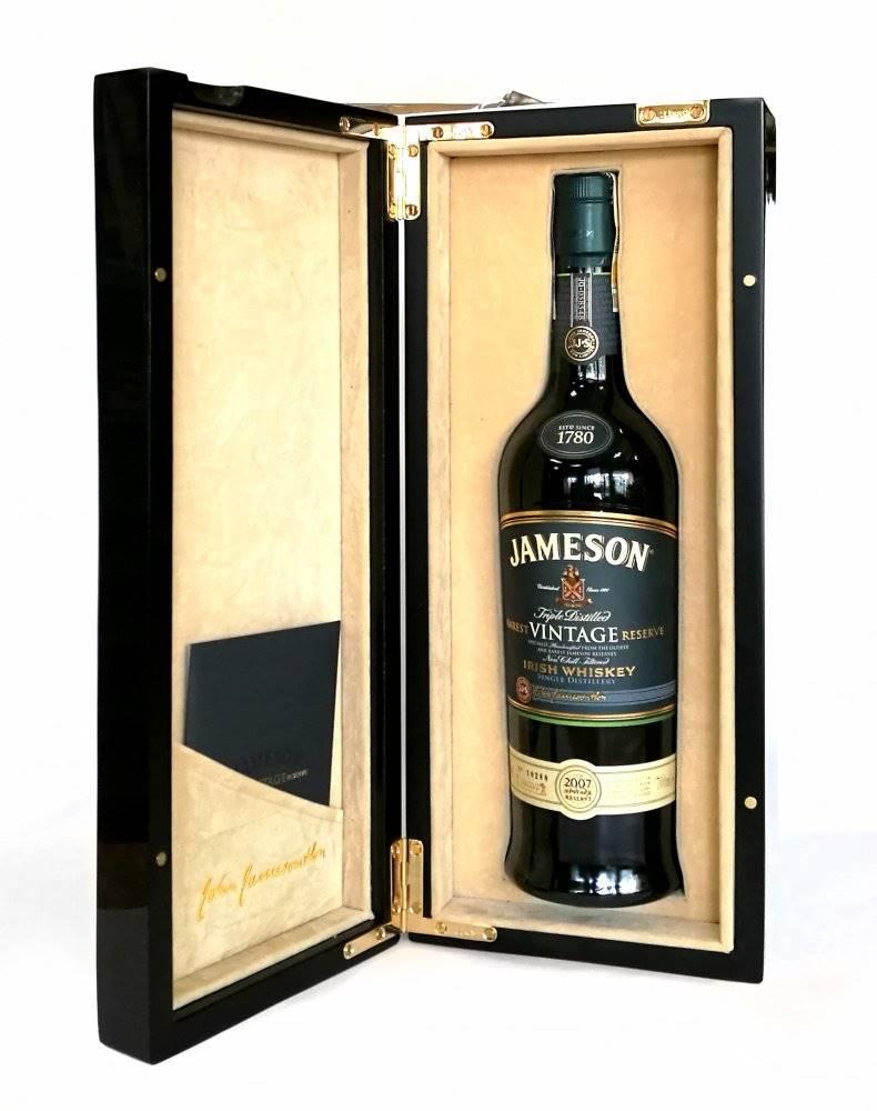 Jameson Jameson Rarest Vintage Reserve 2007 0,7l 46% GB L.E.