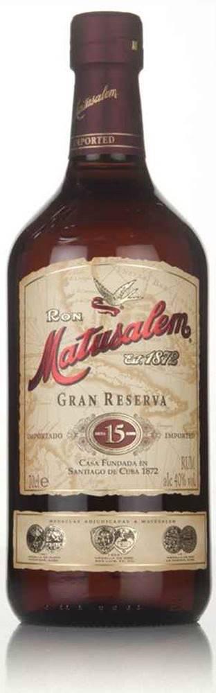 Matusalem Matusalem Gran Reserva 15y 0,7l 40%