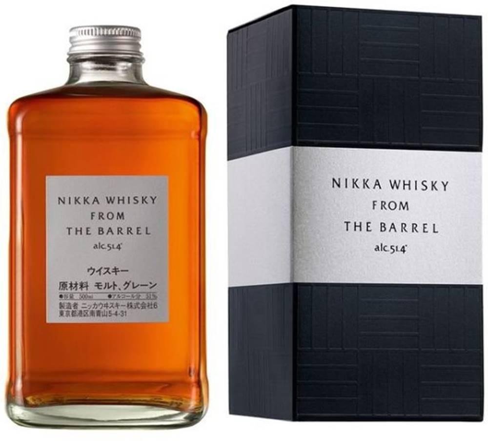 Nikka From The Barrel 0,5l ...