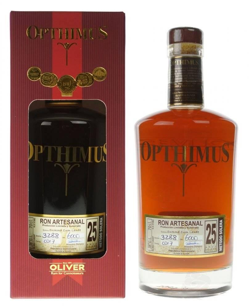 Oliver&Oliver Opthimus 25y 0,7l 38% GB