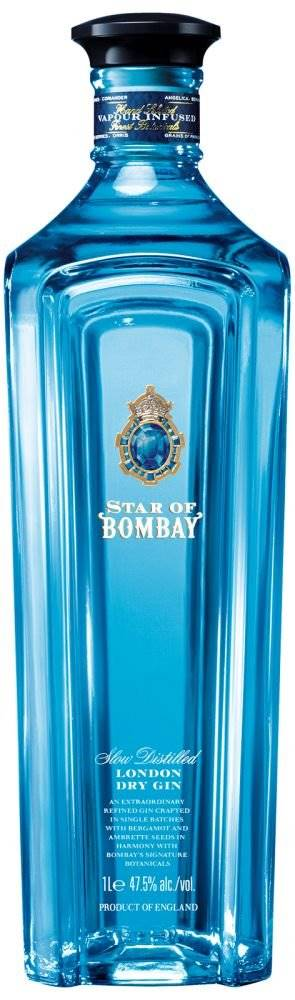 Star of Bombay Gin Traditio...
