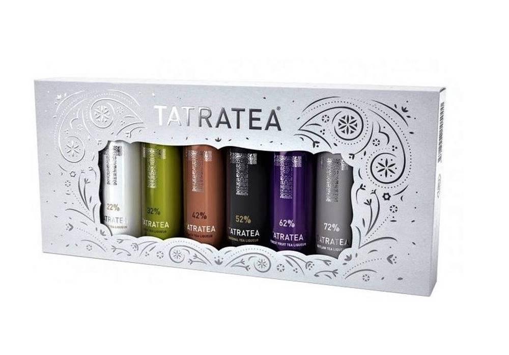 Karloff Tatratea Mini Set Mix (22-32-42-52-62-72) 6×0,04l
