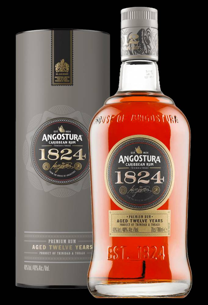 Angostura 1824 12y 0,7l 40%