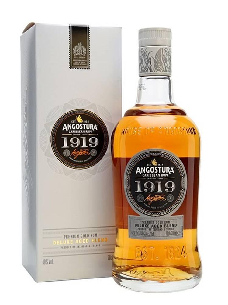 Angostura Rum Angostura 1919 8y 0,7l 40%