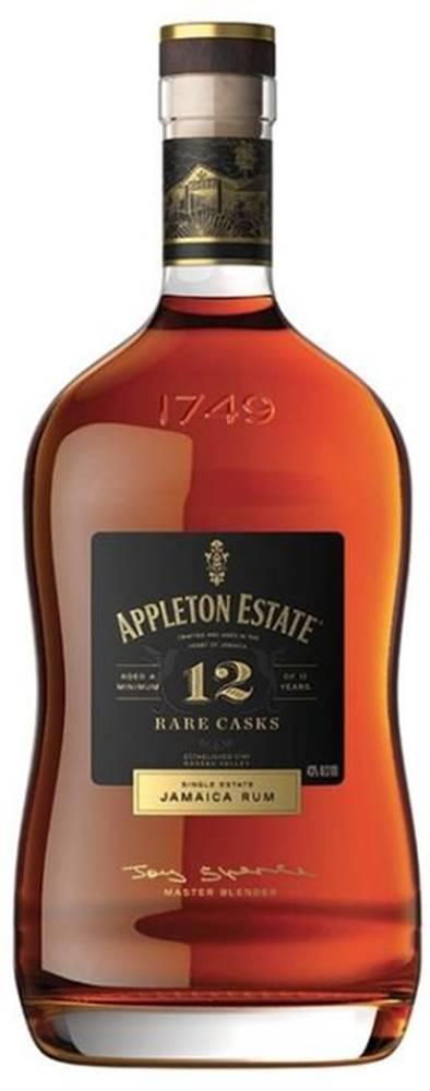 Appleton Estate Rare 12y 0,...