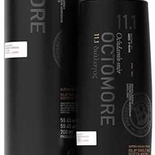 Bruichladdich Octomore 11.1. 5y 2014 0,7l 59,4% L.E. / Rok lahvování 2020