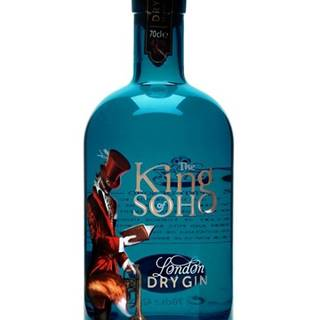 King of Soho London Dry Gin 0,7l 42%