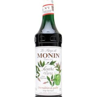 Monin Menthe Verte - Zelená Máta 0,7l