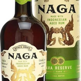 Naga Java Reserve 7y 0,7l 40% GB