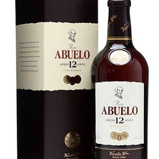 Ron Abuelo 12y 0,7l 40% GB