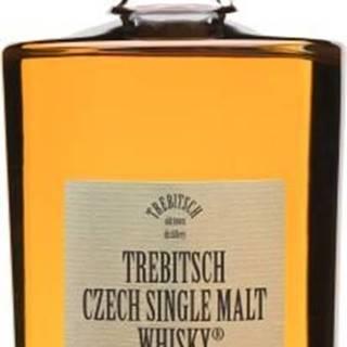 Trebitsch Czech Single Malt Whisky FortyThree 0,5l 43%