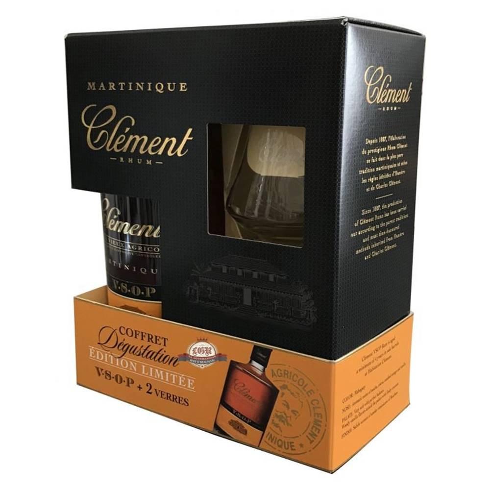 Clement Vieux VSOP 4y 0,7l ...