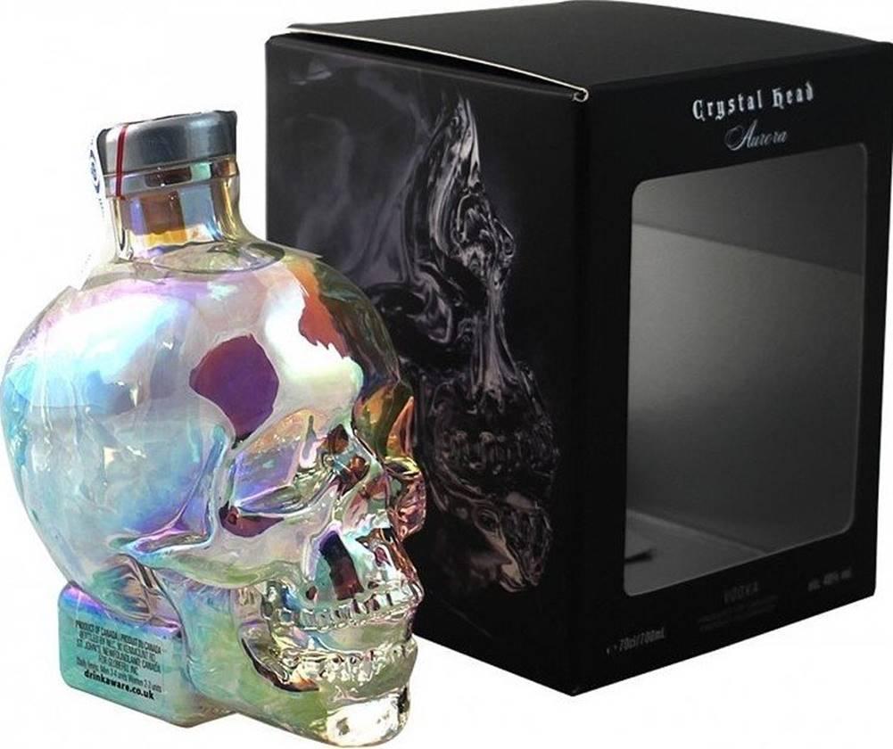Crystal Head Crystal Head Vodka Aurora 0,7l 40%