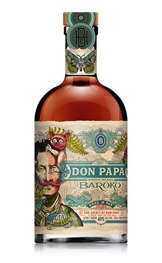 Don Papa Don Papa Baroko 0,7l 40% L.E.