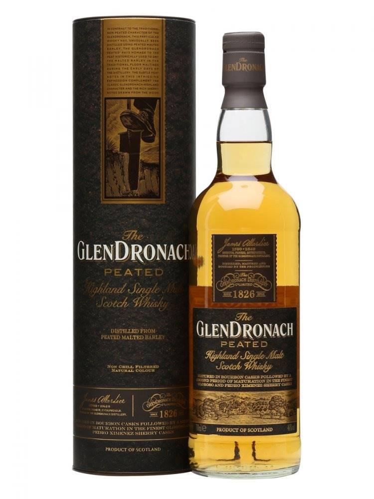 GlenDronach Peated 0,7l 46%