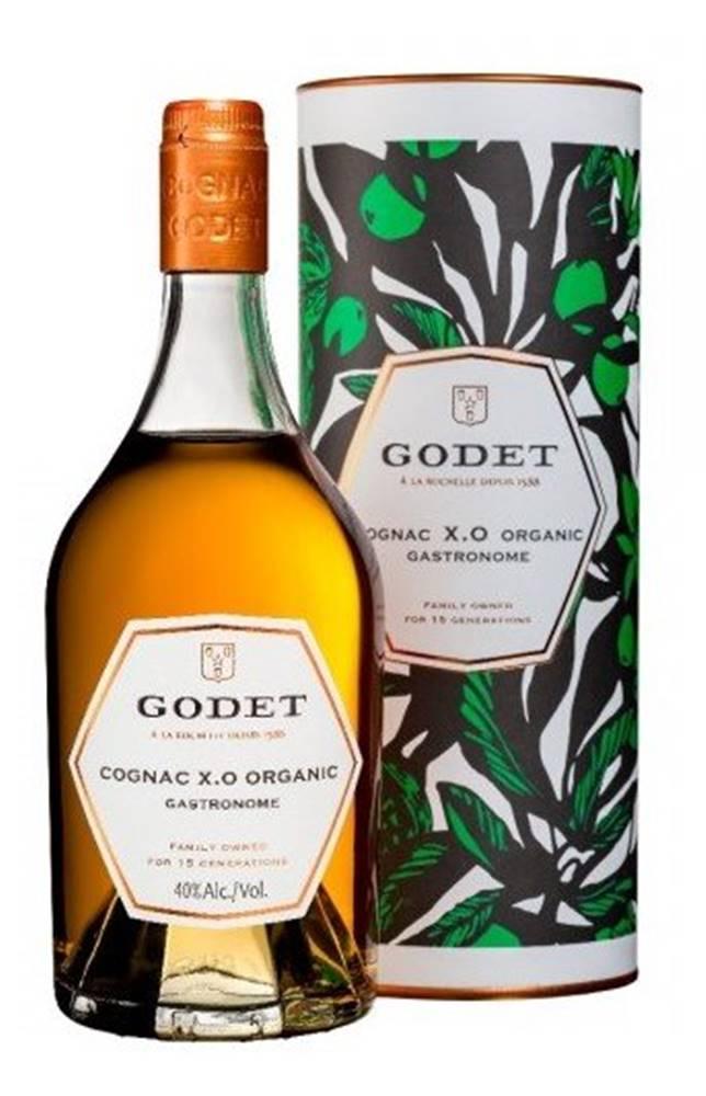 Godet Godet Organic Gastronome XO 0,7l 40%