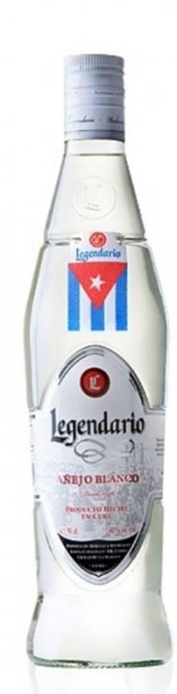 Legendario Legendario Aňejo Blanco 4y 0,7l 40%