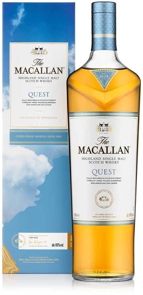Macallan Macallan Quest 1l 40% GB