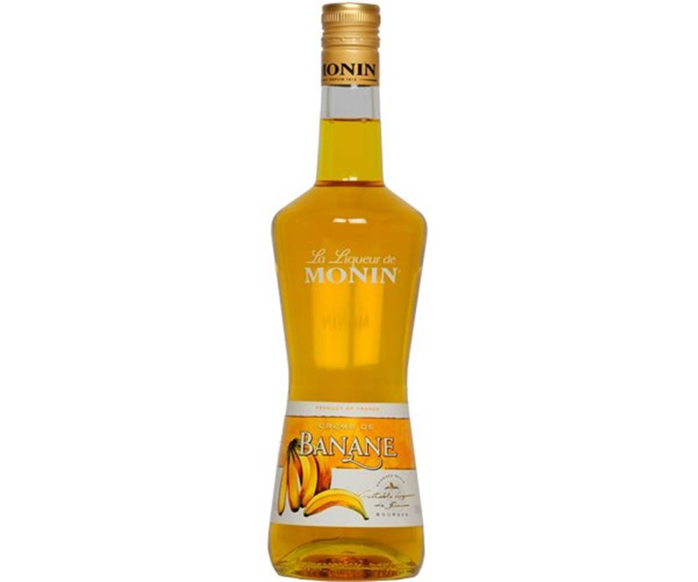 Monin Banane Liqueur 0,7l 20%
