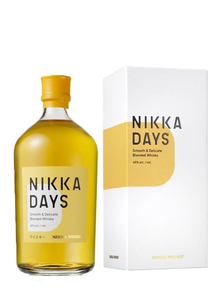 Nikka Nikka Days Smooth & Delicate 0,7l 40%
