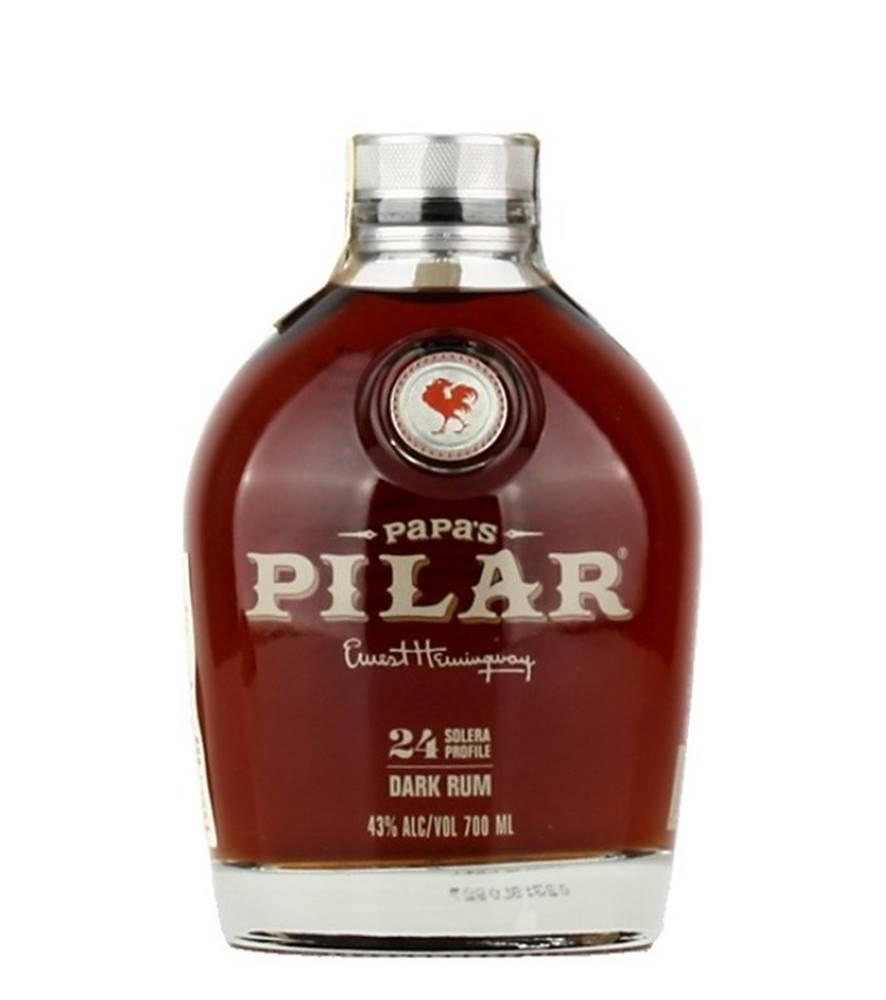 Papa's Pilar Papa's Pilar Dark 24y 0,7l 43%