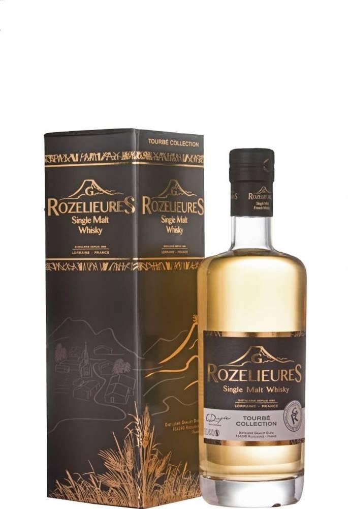 G. Rozelieures Rozelieures Tourbé Collection 0,7l 46% GB