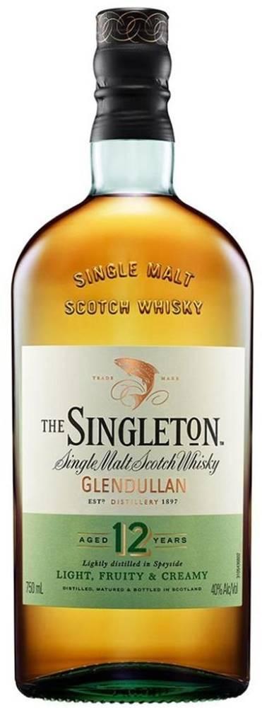 Singleton of Glendullan Singleton of Glendullan 12y 1l 40%