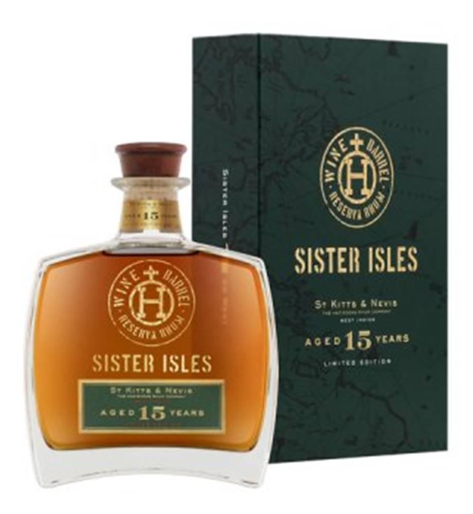 Sister Isles Dark 15y 0,7l ...