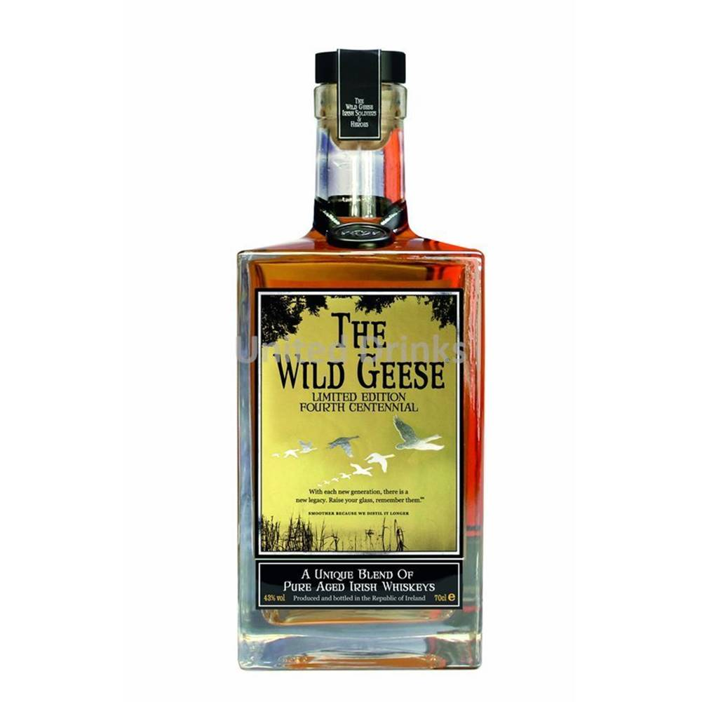 Wild Geese 4th Centennial 0...