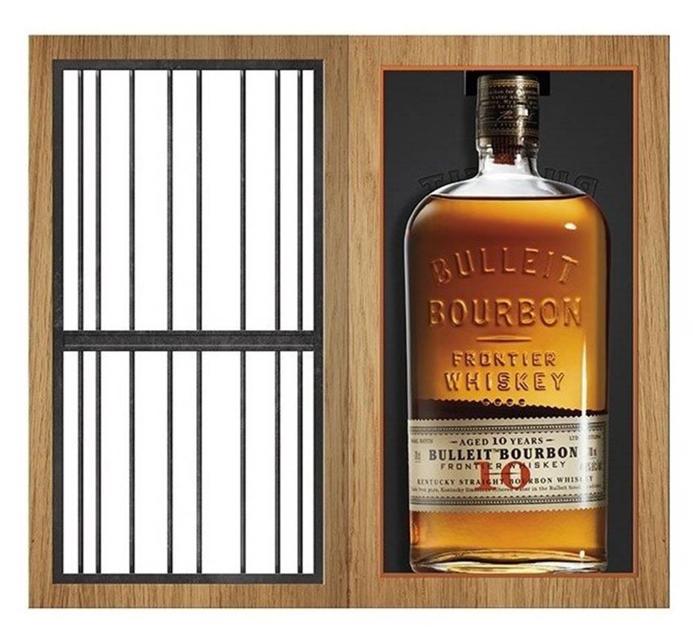 Bulleit Bourbon Frontier th...