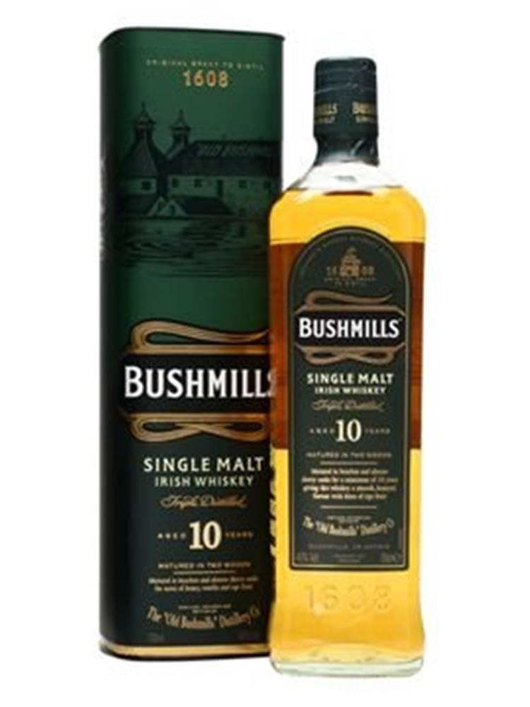 Bushmills 10y 0,7l 40% Tuba