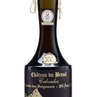 Chateau du Breuil Calvados XO 20y 0,7l 41%