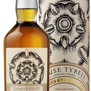 Clynelish Reserve Game of Thrones HoTyrell 0,7l 51,2%
