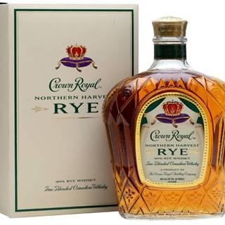 Crown Royal Northern Harvest Rye 1l 45% GB