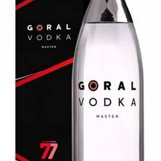 Goral Vodka Master 1,75l 40%