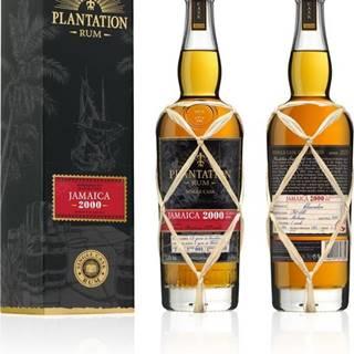 Plantation Jamaica 20y 2000 0,7l 51,6% GB L.E. / Rok lahvování 2020