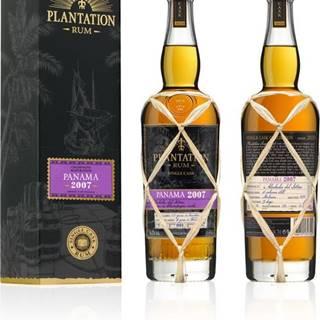 Plantation Panama 13y 2007 0,7l 46% GB L.E. / Rok lahvování 2020