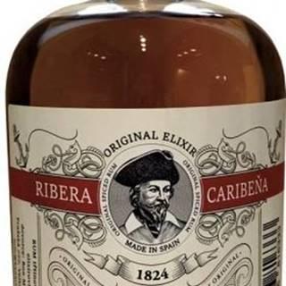 Ribera Caribeňa Black 0,7l 34%