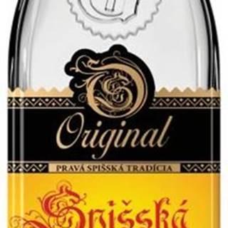 Spišská Originál Hruškovice Kosher 0,7l 40%