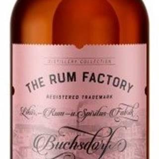 The Rum Factory Elixír 7y 0,7l 34%