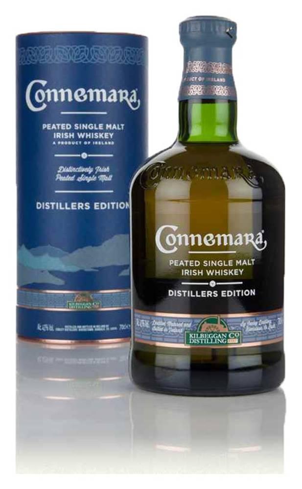 Connemara Connemara Distillers Edition 0,7l 43%